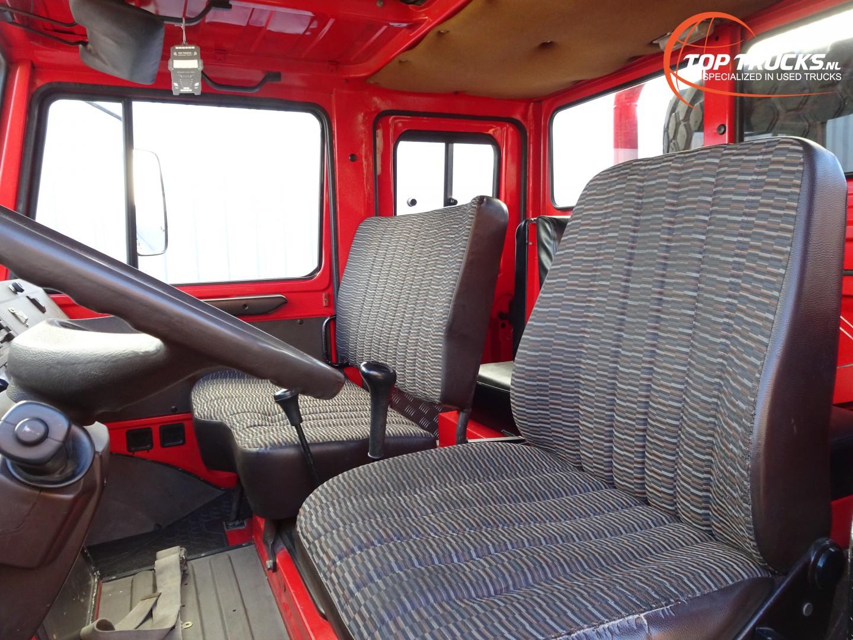 Mercedes-Benz Unimog 1550L 4x4 Unimog U1550 L (437 ...